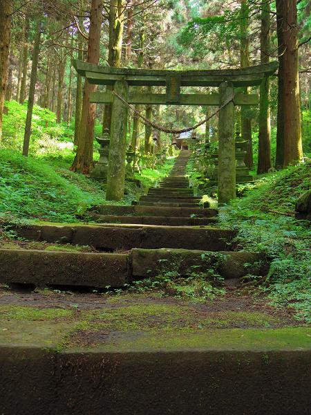 上色見熊野座神社31