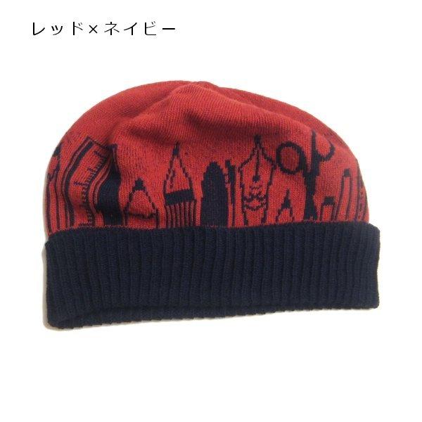 ペンスタンドの帽子