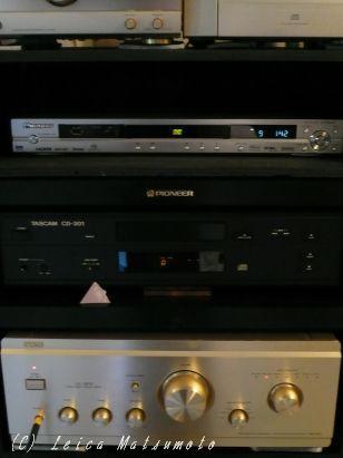 DV-600AVの試聴環境