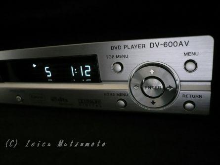 パイオニア DV-600AV