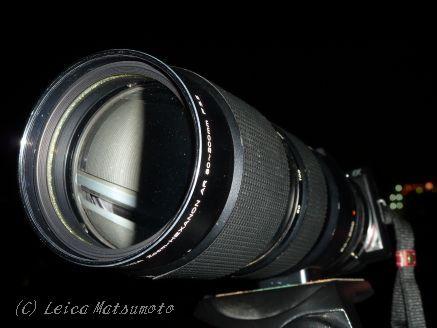 KONICA ZOOM-HEXANON AR80~200mm F3.5