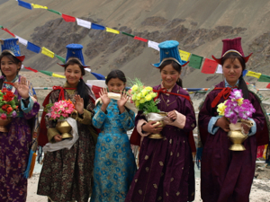 2-1ラマユル・道端の少女たち