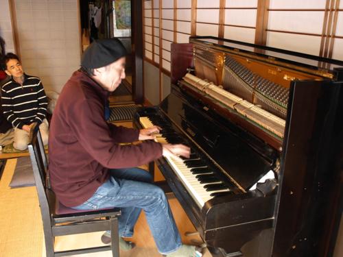 河野さんピアノライブ