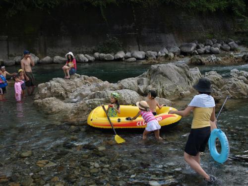 川遊び2012