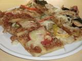 6玄米粉入りピザ3種