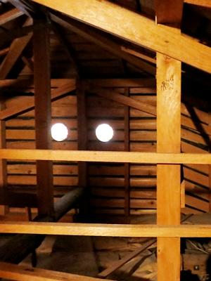 屋根裏H1401