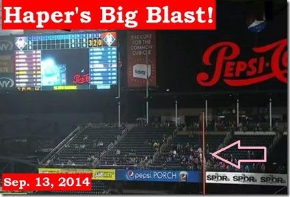 Hapers big blast 20140914
