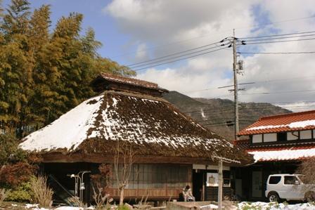 ホタルの宿 ファゴ&薪作り体験1
