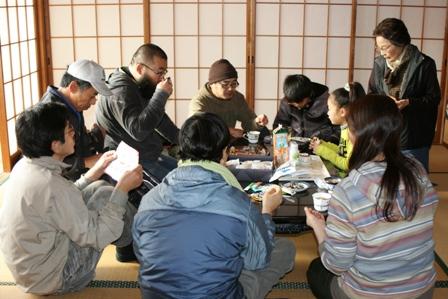 ホタルの宿 ファゴ&薪作り体験13