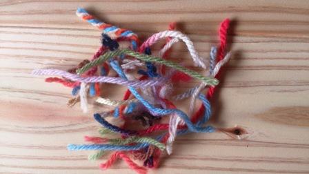 糸のはしっこ