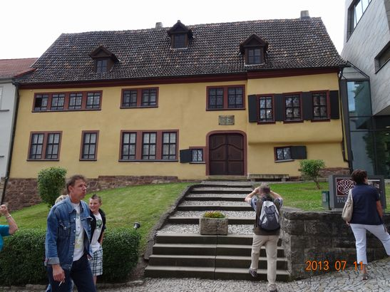 バッハの家