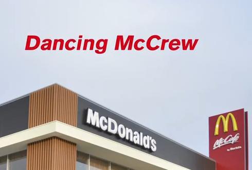 Dancing McCrew