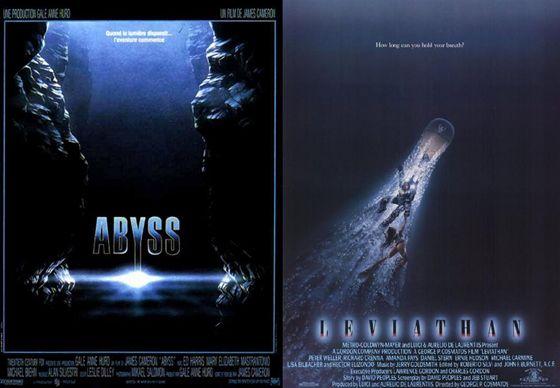 Abyss en Leviathan - 1989