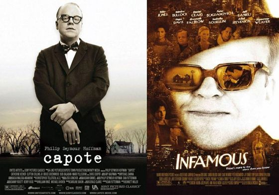 Capote en Infamous - 2006