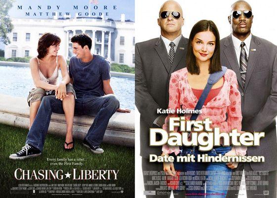 Chasing Liberty en First Daughter - 2004