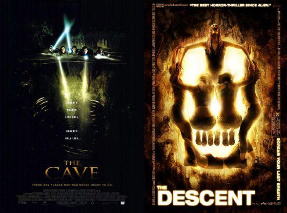 The Cave en The Descent - 2005