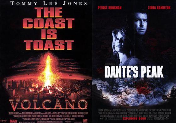 Volcano en Dantes Peak - 1997