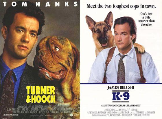 Turner and Hooch en K-9 - 1989
