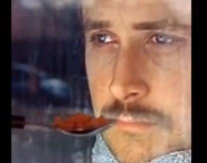 Ryan Gosling Wont Eat His Cereal