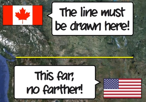 Canada The United States