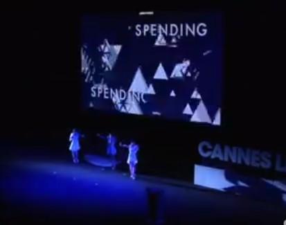 Perfume Performance Cannes Lions International Festival of Creativity