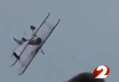 Horrifying Plane Crashes at Dayton Air Show