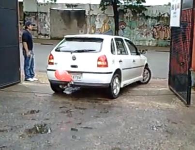 Novo tipo de sensor de estacionamento