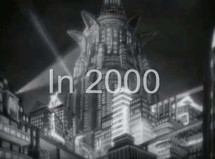1920s - What The Future Will Look Like