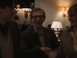 Actors' Pre-Fame Roles in Woody Allen Movies