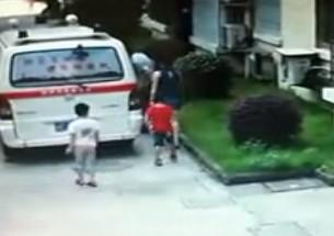 Ambulance Kills 6-Year-Old Boy In Freak Accident
