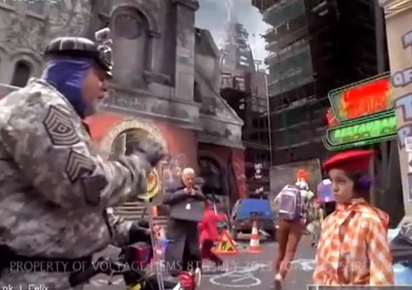 First Official Clip from The Zero Theorem