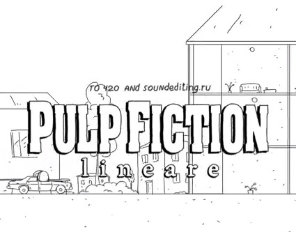 Pulp Fiction in 60 seconds