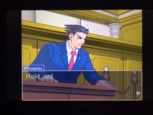 逆転裁判 北米版 オールドバグ証言2-10