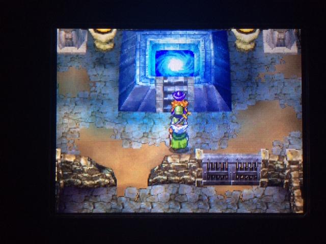 ドラクエ4 北米版 アリーナの冒険始動23