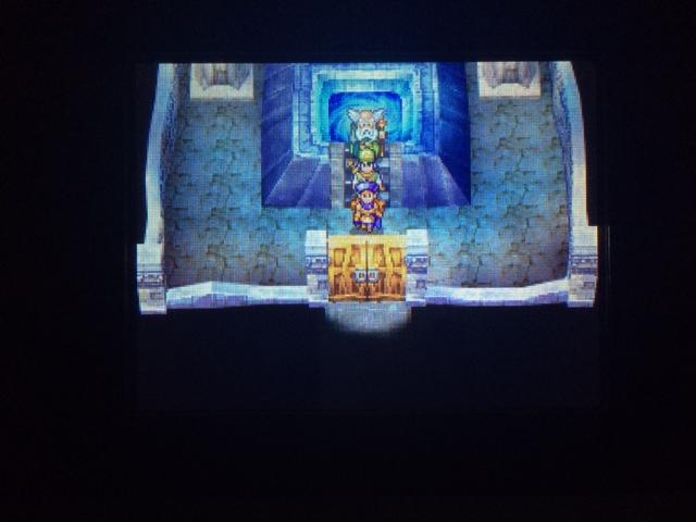 ドラクエ4 北米版 アリーナの冒険始動28
