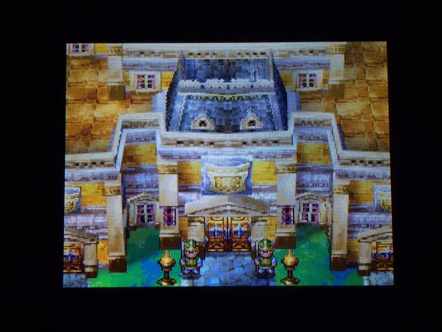 ドラクエ4 北米版 エンドア城1
