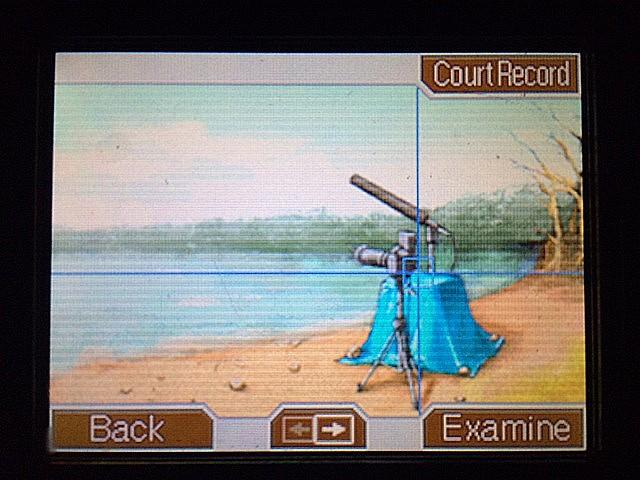 逆転裁判 北米版 カメラ装置と謎の南部訛り1