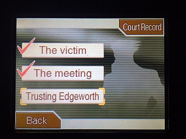逆転裁判 北米版 絆と検死報告書2