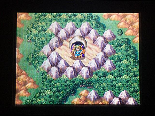 ドラクエ4 北米版 バロンのラッパと地下世界ナディリア11