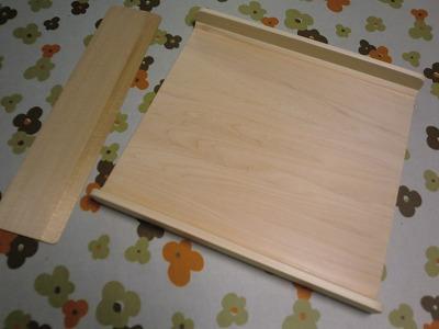 発酵板・取り板