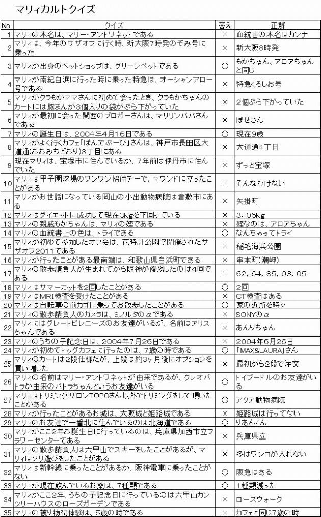 第4回BBQオフ会【マリィカルトクイズ答え】-2