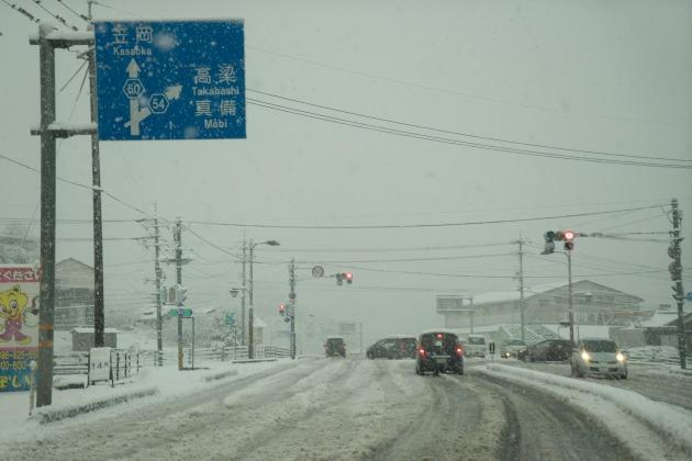 岡山へ雪中行軍!~往路~-16