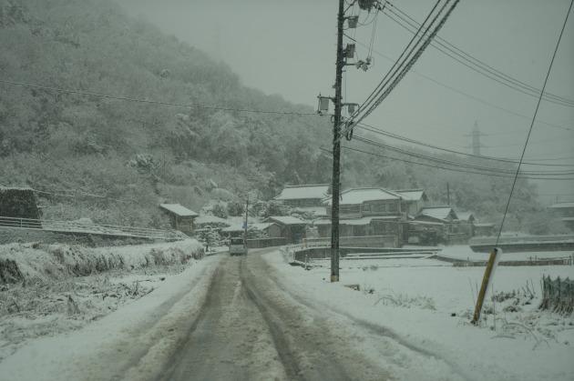 岡山へ雪中行軍!~往路~-21