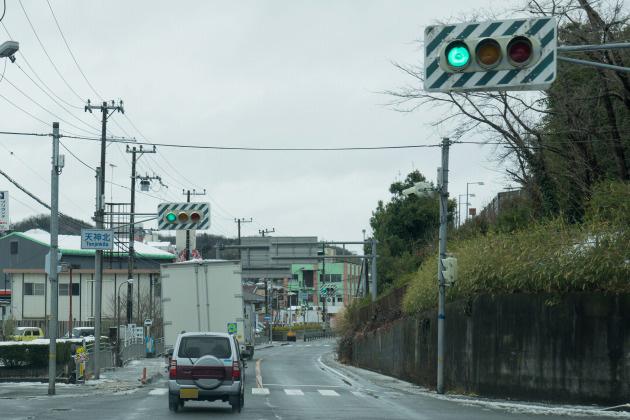 岡山へ雪中行軍!~復路は高速通行止め(汗)~-019