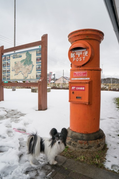 岡山へ雪中行軍!~復路は高速通行止め(汗)~-022