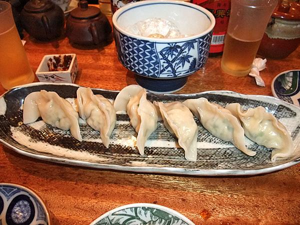 阿佐ヶ谷餃子店『豚八戒』の豆腐餃子