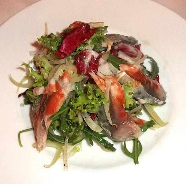 『ドン・チッチョ』サラダ