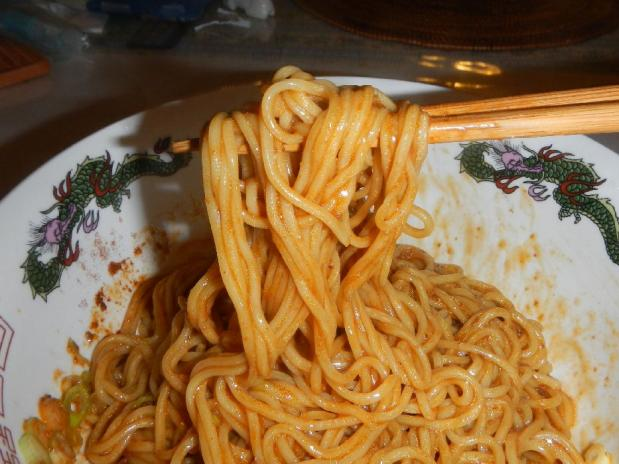 汁なし坦々麺 (4)