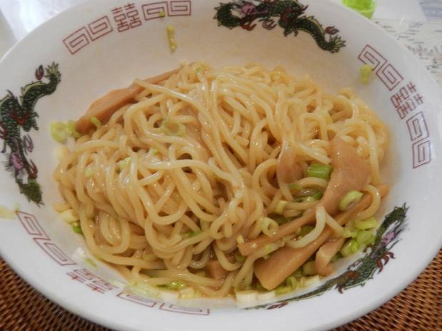 油そば (6)