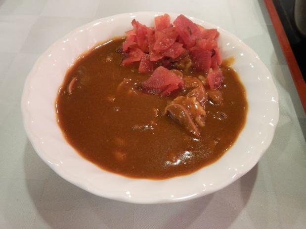 大阪オークス朝食 (3)